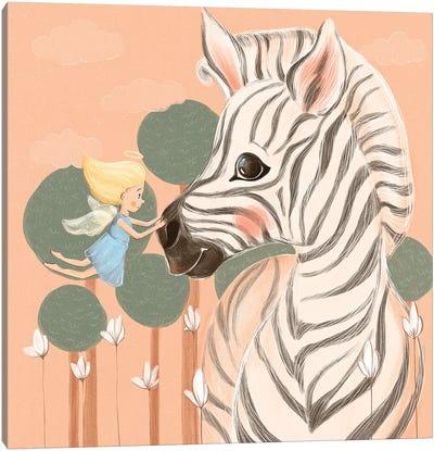 Fairytale Canvas Art Print
