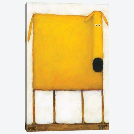 Mello Yello Canvas Print #DKS15} by Daniel Patrick Kessler Canvas Art Print
