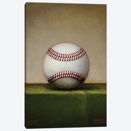Baseball Canvas Print #DKS37} by Daniel Patrick Kessler Canvas Print