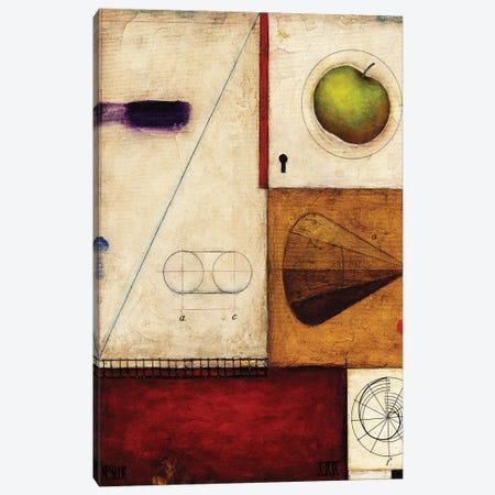 Natural Order I Canvas Print #DKS40} by Daniel Patrick Kessler Art Print