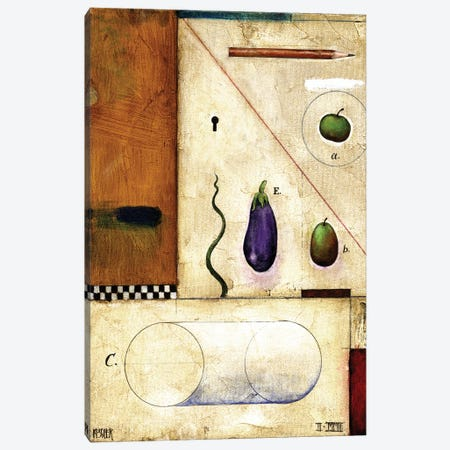 Natural Order II Canvas Print #DKS41} by Daniel Patrick Kessler Canvas Print