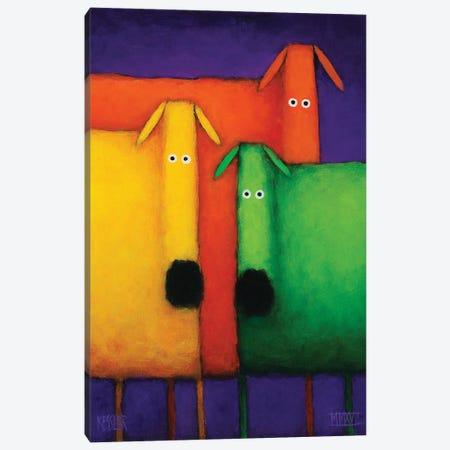 Celebrating Diversity II Canvas Print #DKS4} by Daniel Patrick Kessler Canvas Art