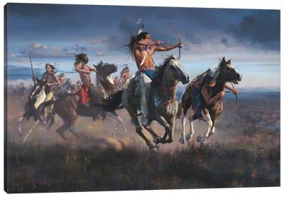 Battlefront Canvas Art Print