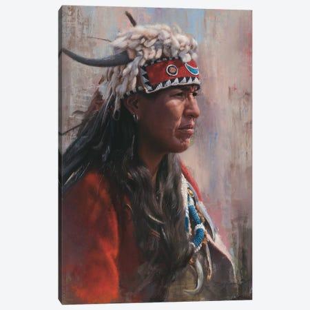 Persuader Canvas Print #DKU56} by David Edward Kucera Canvas Art Print