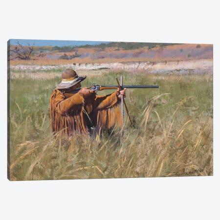 Sharp Shooter 3-Piece Canvas #DKU67} by David Edward Kucera Canvas Artwork
