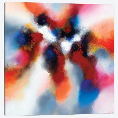 X Canvas Print #DKZ1} by Daniel Kozeletckiy Canvas Wall Art