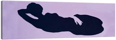 Sleeping Venus Canvas Art Print