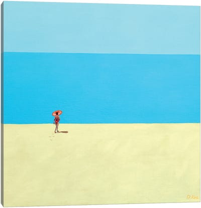 Dream Of Summer I Canvas Art Print