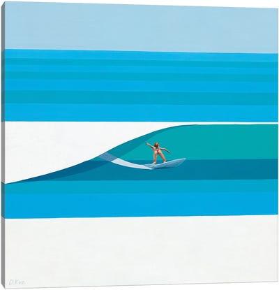 Dream Of Summer V Canvas Art Print
