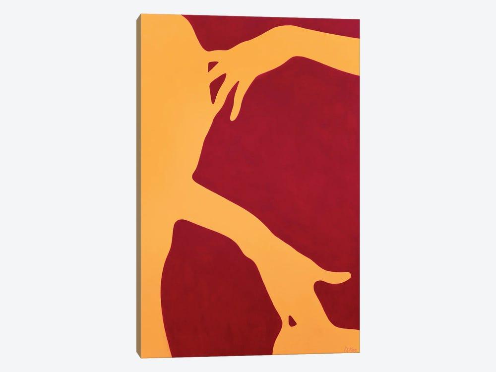 Covering The Shame by Daniel Kozeletckiy 1-piece Canvas Wall Art