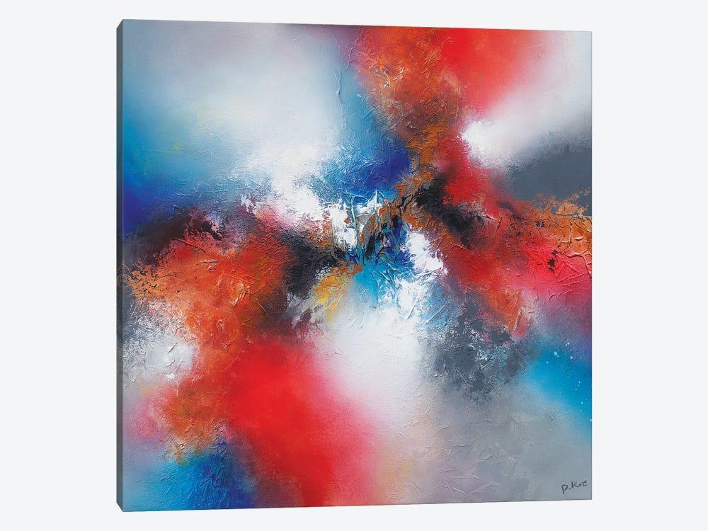 XIII by Daniel Kozeletckiy 1-piece Canvas Art Print