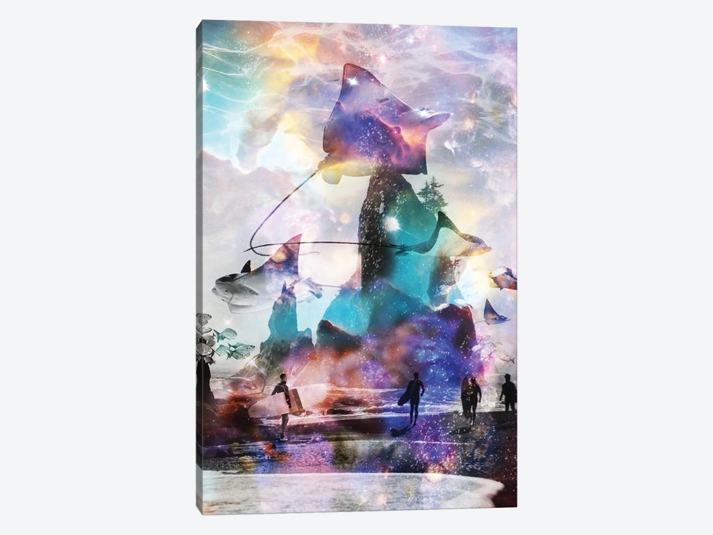 Tripping Out At Rays Point by David Loblaw 1-piece Art Print