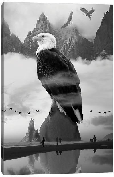Eagles Point Canvas Art Print