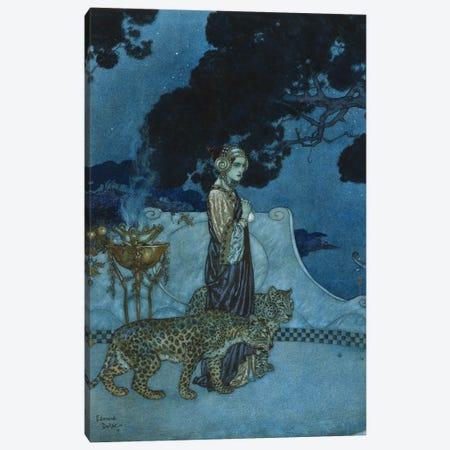Circe, 1911 Canvas Print #DLC12} by Edmund Dulac Canvas Print