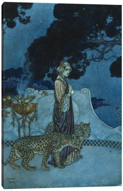 Circe, 1911 Canvas Art Print