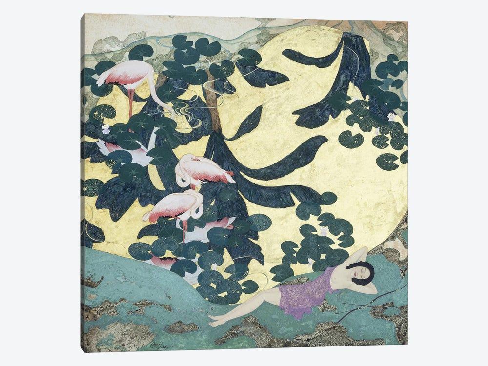 Summer, 1921 by Edmund Dulac 1-piece Canvas Art Print