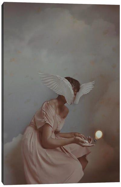 The Light Canvas Art Print
