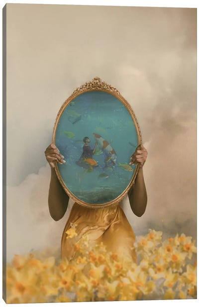 Big Fish Canvas Art Print