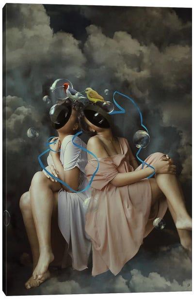 Connections Canvas Art Print