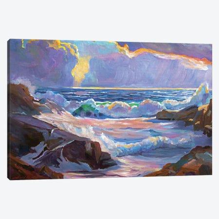 Pacific Squall Canvas Print #DLG131} by David Lloyd Glover Canvas Print