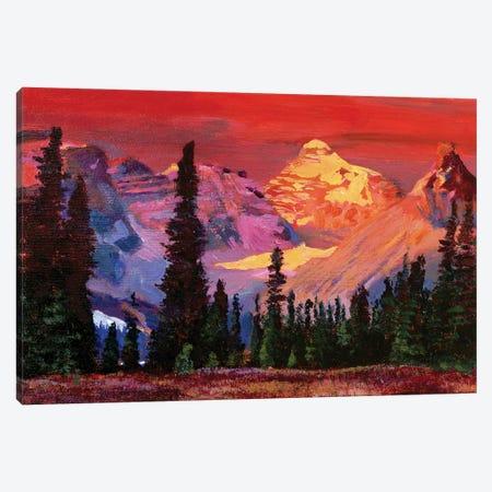 Rocky Mountain Colors Canvas Print #DLG153} by David Lloyd Glover Canvas Art Print