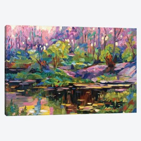 Soft Evening Light Canvas Print #DLG167} by David Lloyd Glover Art Print