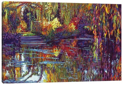 Tapestry Reflections Canvas Art Print