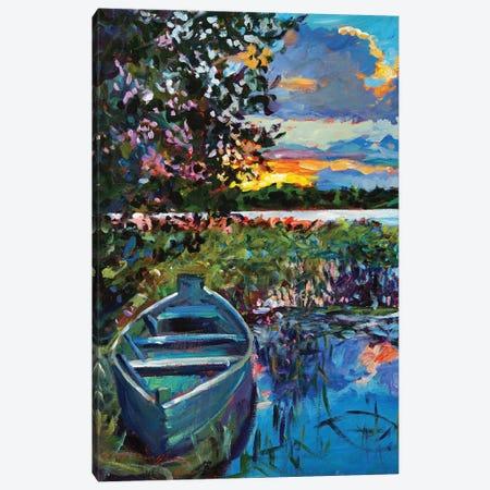 Days End Canvas Print #DLG71} by David Lloyd Glover Canvas Art Print