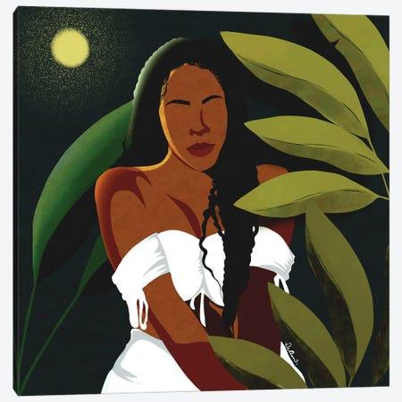 Pure Canvas Print #DLH21} by DeeLashee Artistry Art Print