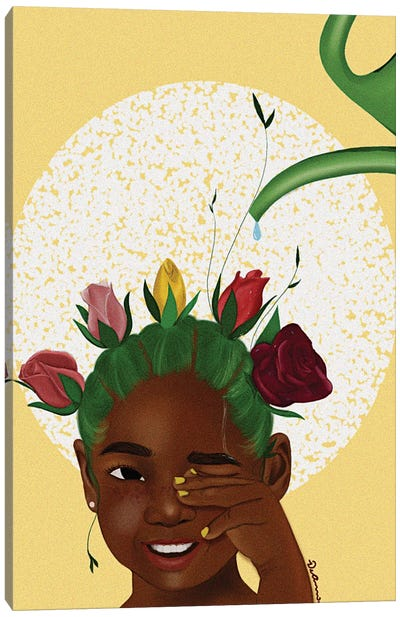 Get the Roots Canvas Art Print