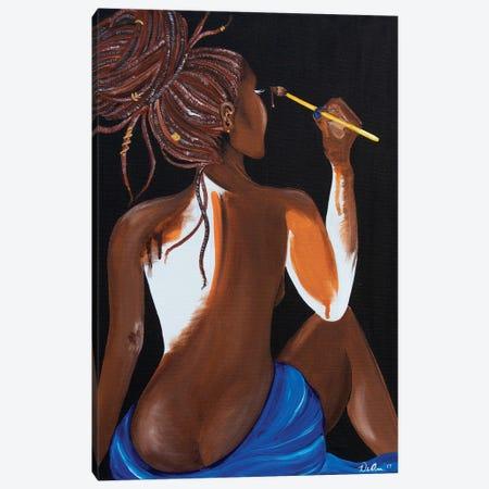 Self Healing Canvas Print #DLH31} by DeeLashee Artistry Canvas Art