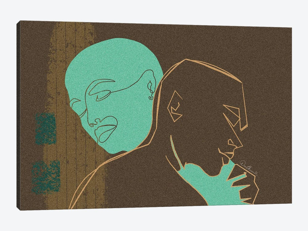 On Me by DeeLashee Artistry 1-piece Canvas Artwork