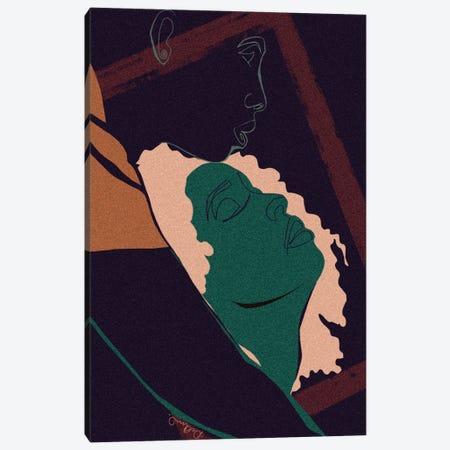 Fullfilled Canvas Print #DLH36} by DeeLashee Artistry Art Print