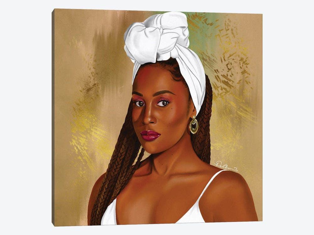 Issa by DeeLashee Artistry 1-piece Art Print
