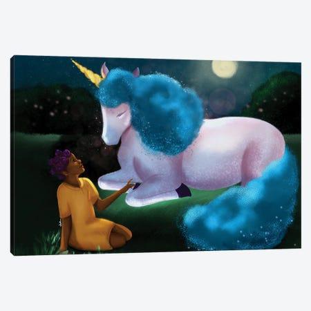 Rare Canvas Print #DLH60} by DeeLashee Artistry Canvas Art Print