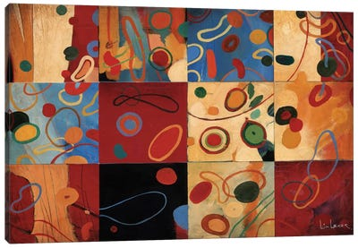 String Theory Canvas Art Print