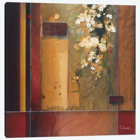 Summer Bloom Canvas Print #DLL107} by Don Li-Leger Canvas Wall Art