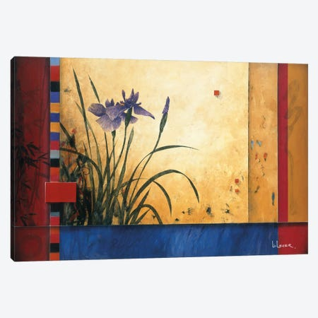 Summer Garden Canvas Print #DLL108} by Don Li-Leger Art Print