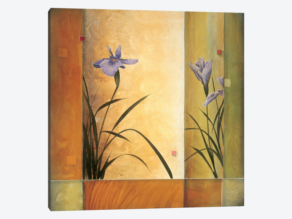 Terra Cotta Garden by Don Li-Leger 1-piece Canvas Artwork