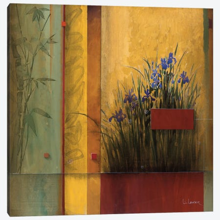 Terrazzo Garden Canvas Print #DLL110} by Don Li-Leger Canvas Wall Art