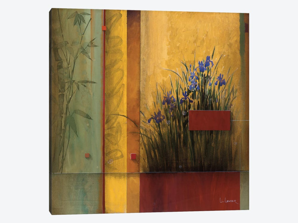 Terrazzo Garden by Don Li-Leger 1-piece Canvas Art