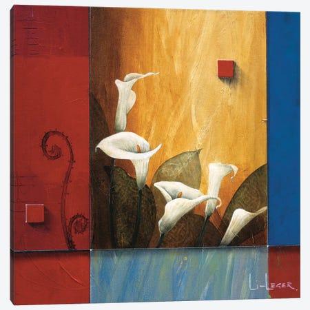 Tranquil Garden Canvas Print #DLL113} by Don Li-Leger Canvas Wall Art