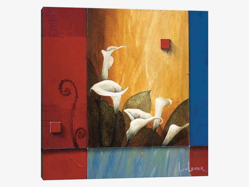 Tranquil Garden by Don Li-Leger 1-piece Canvas Art Print