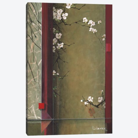 Blossom Tapestry I Canvas Print #DLL12} by Don Li-Leger Canvas Artwork