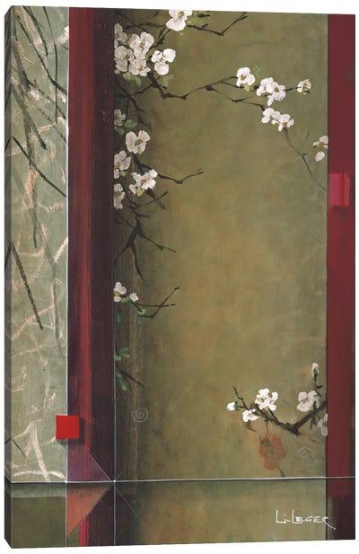 Blossom Tapestry I Canvas Art Print