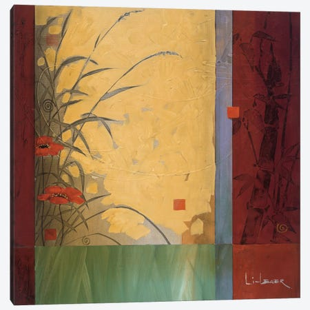 Dancing In The Wind 3-Piece Canvas #DLL17} by Don Li-Leger Art Print