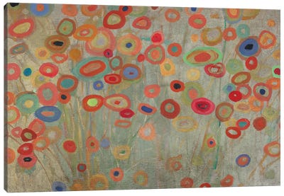 Early Rain Canvas Art Print