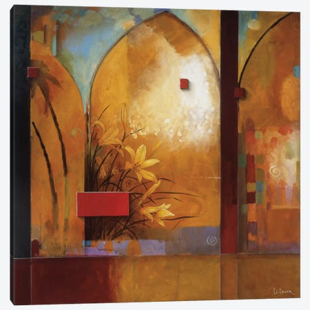 Exotic Journey Canvas Print #DLL22} by Don Li-Leger Art Print