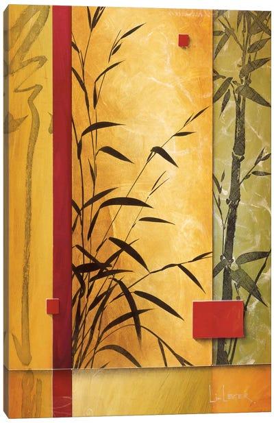 Garden Dance II Canvas Art Print