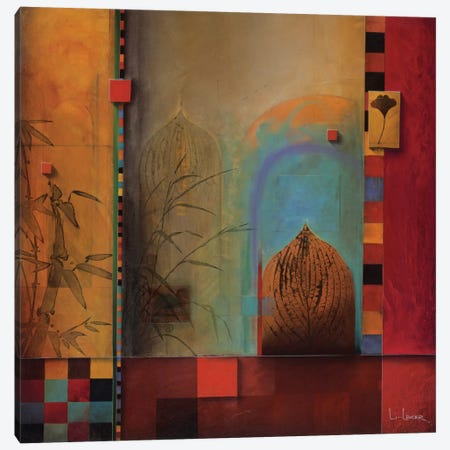 Garden Ensemble Canvas Print #DLL28} by Don Li-Leger Canvas Art Print